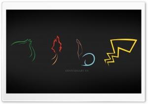 Pokemon XV Anniversary