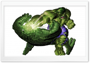 The Hulk by Tame Achi