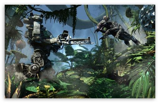 Download Avatar 3D 2009 Game Screenshot 1 UltraHD Wallpaper