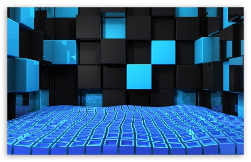 Download Optical Illusion UltraHD Wallpaper