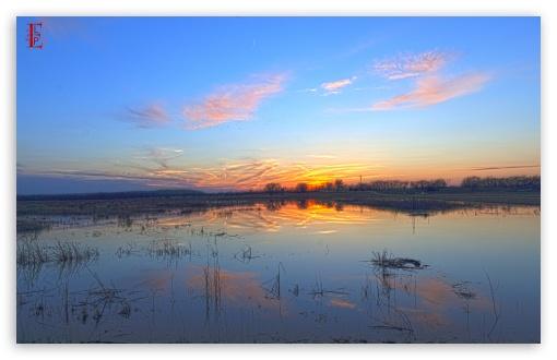 Download Baker Wetlands, Kansas UltraHD Wallpaper