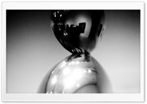 Bubble Black And White