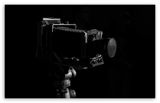 Download The Old Camera UltraHD Wallpaper