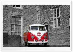 VW Bus Holland