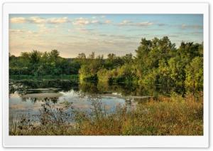 Minnesota River Backwater