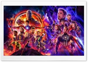 Endgame v Infinity War
