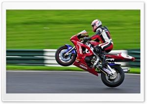 Yamaha Race Motorcycle