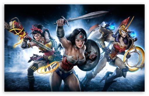 Download Wonder Woman UltraHD Wallpaper