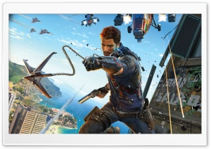 Just Cause 3 Video Game 2015