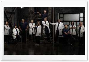Greys Anatomy TV Show Cast