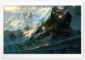 Train Travel Fantasy