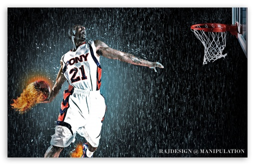 Download Sport Fires The Action UltraHD Wallpaper
