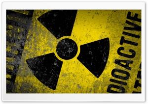 Warning Radioactive