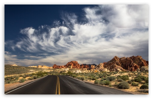 Download Valley of Fire State Park, Nevada UltraHD Wallpaper