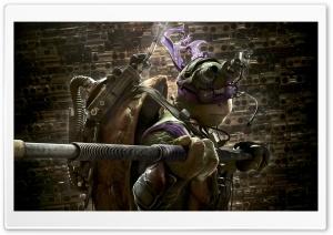 Donatello - Teenage Mutant...