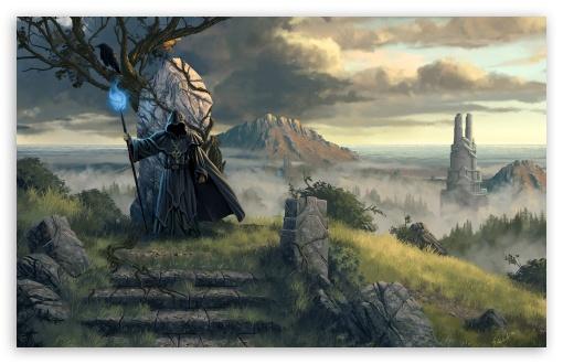 Download Legend of Grimrock II 2 video game UltraHD Wallpaper