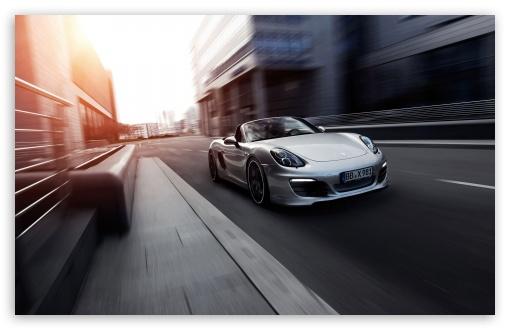 Download Porsche Boxter UltraHD Wallpaper