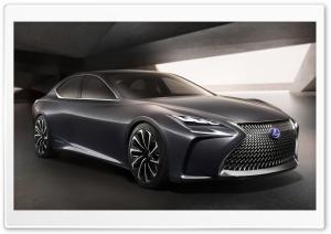2015 Lexus LF FC Concept