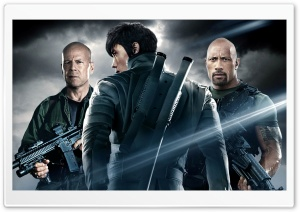 G.I. Joe Retaliation - Dwayne...