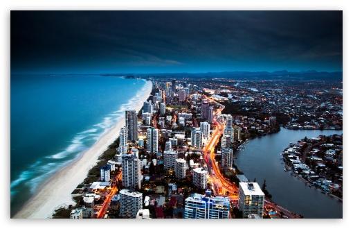 Download Gold Coast Australia UltraHD Wallpaper
