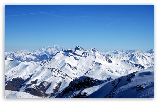 Download Alps UltraHD Wallpaper