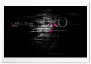 Typography - Z Series -1