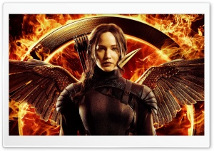 The Hunger Games Mockingjay...