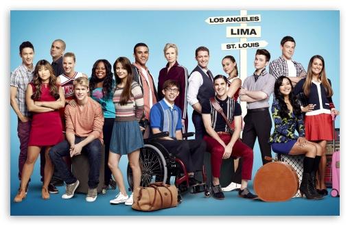Download Glee UltraHD Wallpaper