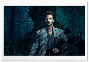Into the Woods Chris Pine as...