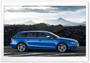 Audi S4 Avant Car 3