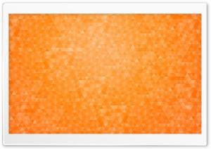 Orange Geometric Triangles...