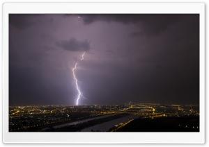 Lightning, Vienna