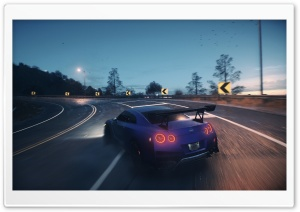 Need For Speed 2015 Nissan GTR