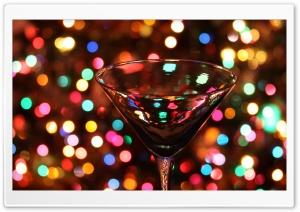 Christmas Through A Martini...