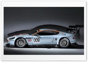 Aston Martin DBR9 Side View