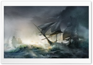 Assassin's Creed III Ships