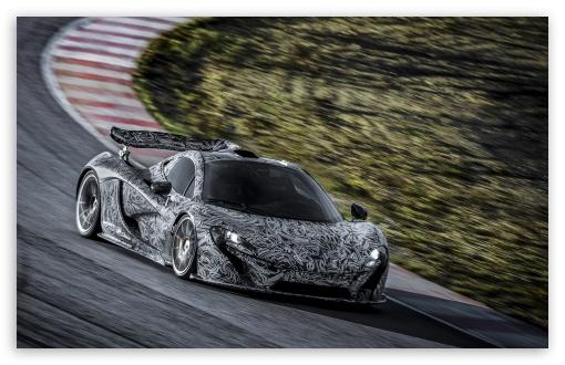Download McLaren P1 Car UltraHD Wallpaper