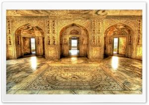 Akbar's Royal Bathing...