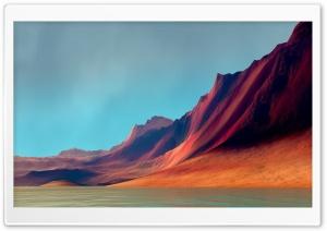 Red Mountains - LG G Flex