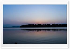 Hidden Sun Set
