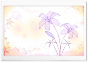 Lilies Illustration
