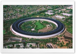 Apple Park, Cupertino,...