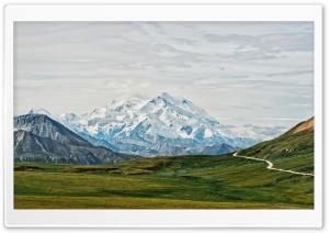 Denali Highest Mountain Peak...