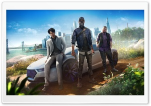 WATCH DOGS 2 Human Conditions...