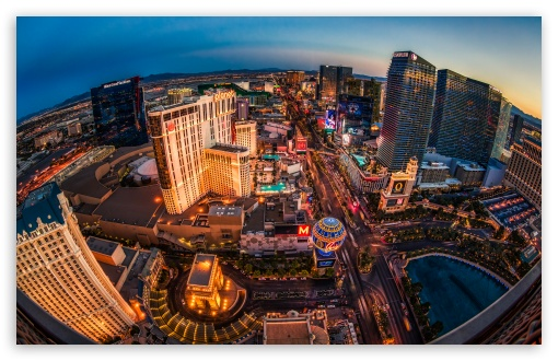 Download Las Vegas Casino UltraHD Wallpaper