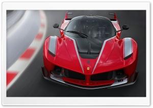 2016 Ferrari FXX K