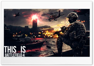 THIS IS BATTLEFIELD 4