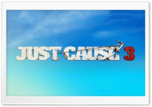 Just Cause 3 Logo Sky