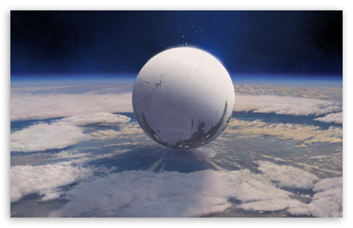 Download Destiny Game Bungie UltraHD Wallpaper