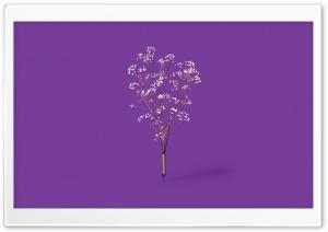 Tiny Flowers Background